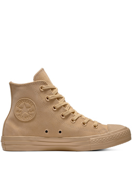 Chuck Taylor All Star Mono Suede High Top by Converse