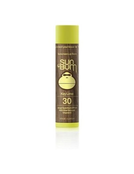 Sun Bum Lip Balm   Key Lime   Spf 30   0.15oz by Sun Bum