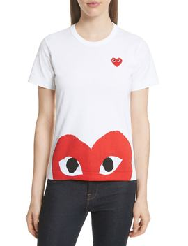 Graphic Tee by Comme Des GarÇons Play