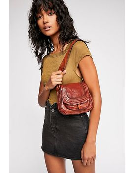 Ortona Distressed Bag by Free People