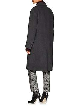 Clemence Wool Coat by Officine Generale
