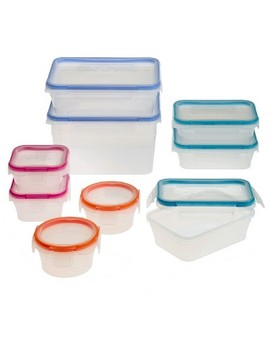 Snapware Total Solution, Plastic, 18pc Set by Snapware