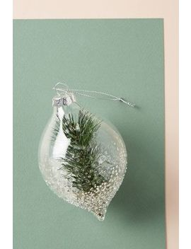 Captured Pine Ornament by Anthropologie