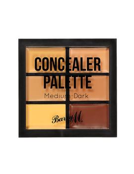 Barry M Concealer Palette   Medium Dark by Rebellious Fashion