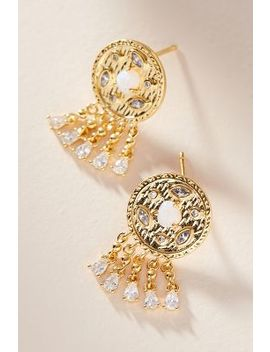 Mosaic Post Earrings by Anthropologie