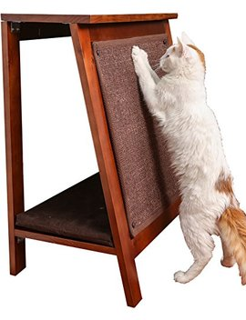 The Refined Feline's A Frame Cat Bed Scratcher by The Refined Feline