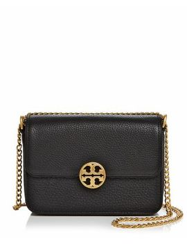 Chelsea Mini Leather Convertible Crossbody by Tory Burch