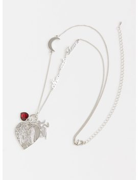 The Nightmare Before Christmas Charm Necklace by Torrid