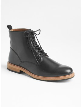 Lace Up Dress Boots by Gap