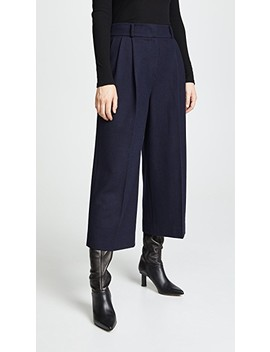 Leah Cropped Pants by Jenny Park