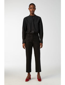 Cropped Chino Trousers by Arket