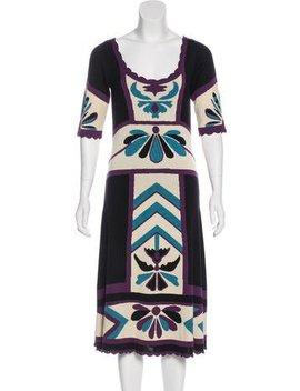Temperley London Printed Midi Dress by Temperley London