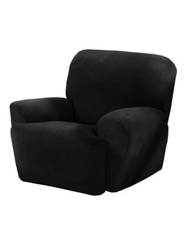 Collin Stretch Recliner Slipcover (4 Piece)   Maytex by Maytex