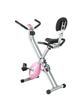 Sunny Health & Fitness Folding Pink Recumbent Bike (Sf Rb1117) by Kohl's