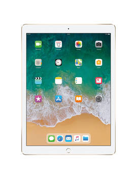 "2017 Apple I Pad Pro 12.9"", A10 X Fusion, I Os11, Wi Fi, 64 Gb, Gold by Apple"