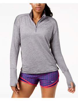 Element Dry Half Zip Running Top by Nike