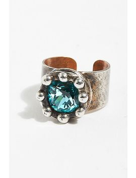 Swarovski Monarch Ring by Free People