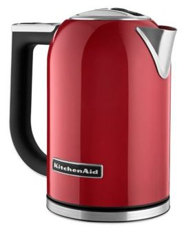 Variable Temperature Electric Kettle   Model Kek1722 by Kitchen Aid