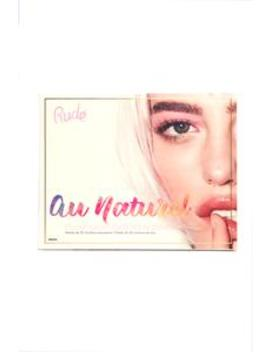 Rude Cosmetics Au Natural It's Our Secret Eyeshadow Palette by Fashion Nova