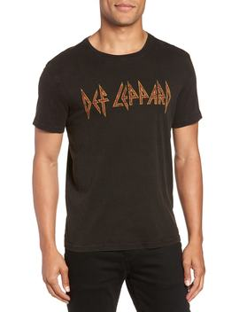 Def Leppard Graphic T Shirt by John Varvatos Star Usa