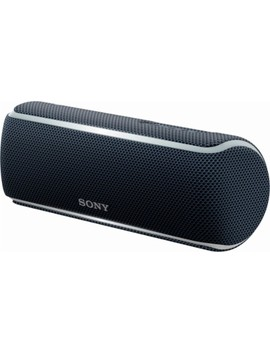 Srs Xb21 Portable Bluetooth Speaker   Black by Sony