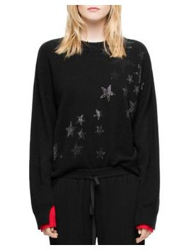 Gaby Bis Cashmere Sweater by Zadig & Voltaire