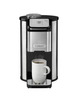 Cuisinart Dgb1 U Bean To Cup Coffee Machine, Stainless Steel by Cuisinart
