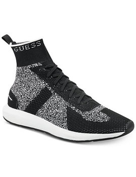 Men's Zachary High Top Sneakers by Guess
