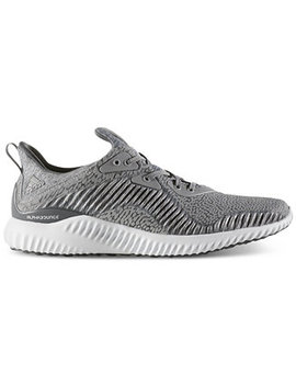 Men's Alpha Bounce Em Hpc Running Shoes From Finish Line by Adidas