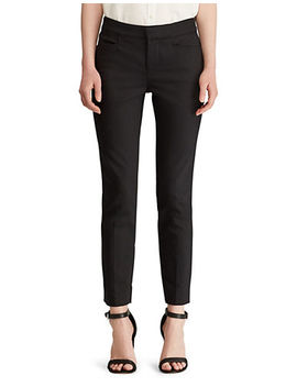 Petite Stretch Skinny Fit Pants by Chaps