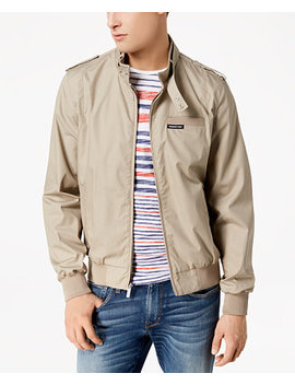 Men's Iconic Racer Lightweight Jacket by Member's Only
