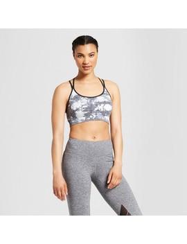 Women's Medium Support Tie Dye Seamless Sports Bra   C9 Champion® by C9 Champion®