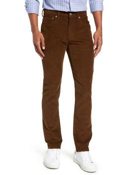 Slim Fit Corduroy Pants by J.Crew