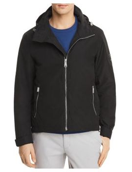 Hedley Hooded Jacket by Burberry