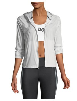 Nike Shield Convertible Running Jacket by Neiman Marcus