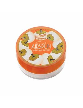 Coty Airspun Loose Face Powder 2.3 Oz. Translucent Tone Loose Face Powder, For Setting Makeup Or As... by Air Spun