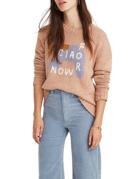 Bisous Ciao Pullover by Madewell