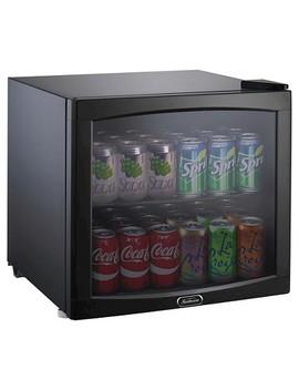 Sunbeam 1.7 Cu. Ft. Mini Refrigerator Beverage Center   Black Jc 50 Ny by Sunbeam