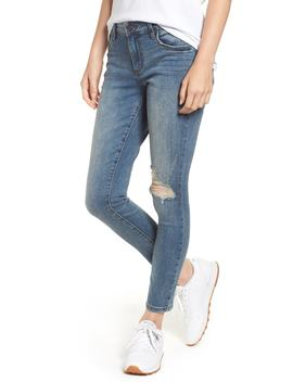Distressed Skinny Jeans by Bp.