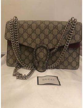 Gucci Dionysus Bag In Burgundy by Ebay Seller