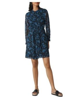 Pitti Floral Print Dress by Whistles