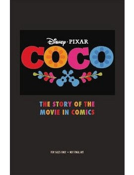 Coco : The Story Of Movie In Comics (Paperback) by Target