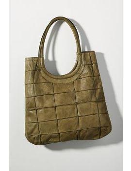 Anthropologie Illona Seamed Shoulder Bag by Anthropologie