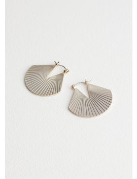 Ray Hanging Earrings by & Other Stories