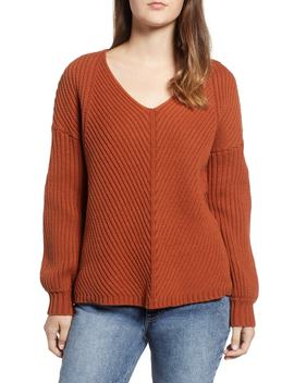 Eleanor Rib Knit Sweater by Obey