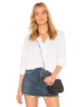 button-up-tee by wildfox-couture