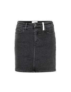 5 Pocket Mini Denim Skirt by Current/Elliott