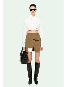 Cropped Shirt by Off White