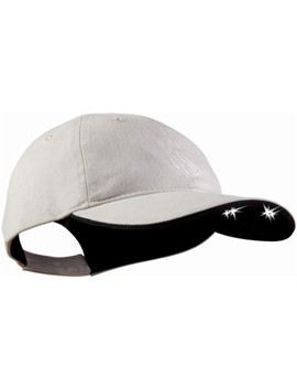 Powercap® Led Lighted Hat   Black by Panther Vision