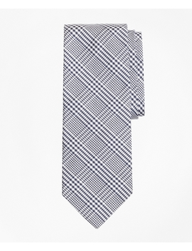 Glen Plaid Tie by Brooks Brothers